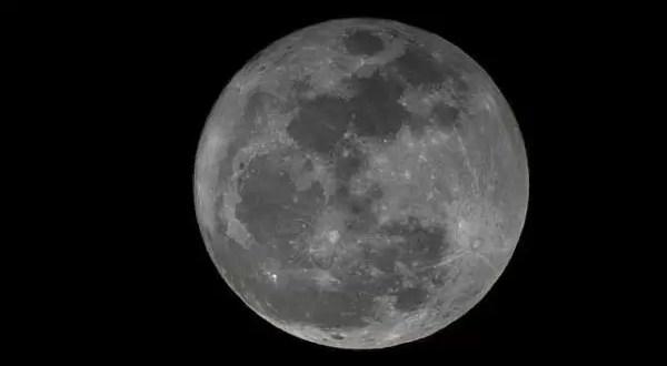 La luna mas grande del año se verá este sábado