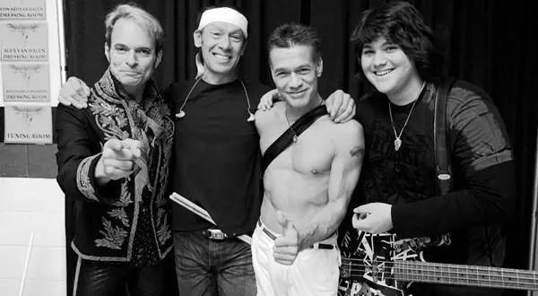Van Halen suspende su gira por peleas internas