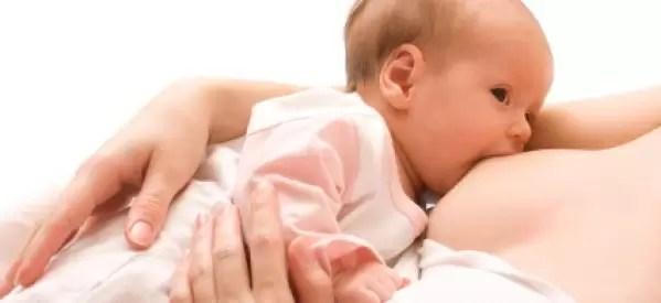 La leche materna protege a los niños del Sida