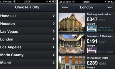 Aplicaciones útiles para viajeros