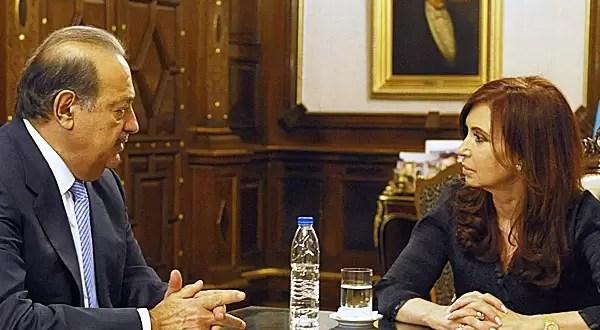¿Cuánto pagó Carlos Slim por el 8,4% de YPF?