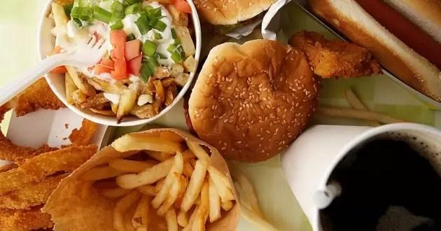 Las comidas que mas dañan el cuerpo