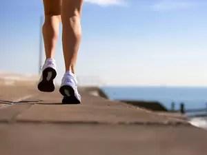 Hacer ejercicio al aire libre da mas resultado