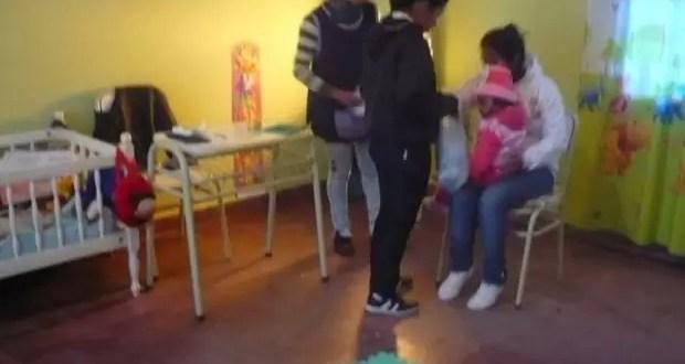 Escuela abre una guardería para hijos de alumnas