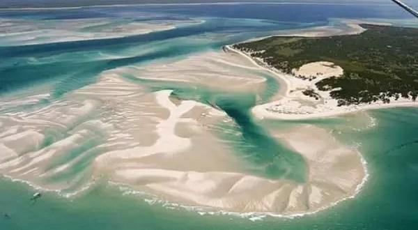 Mandá un SMS y ganá una isla paradisíaca