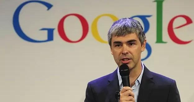 El verdadero estado de salud de Larry Page, CEO de Google