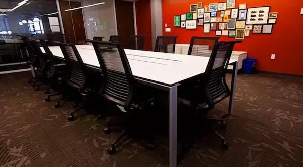 Fotos: Así son las oficinas de Twitter