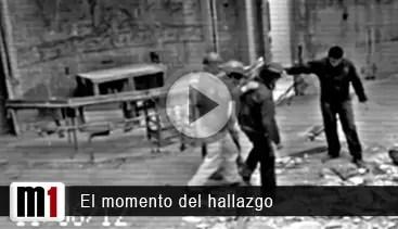 Desaparece un video sobre un hallazgo de oro en Buenos Aires