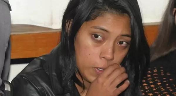 Liberan a Romina Tejerina tras nueve años presa