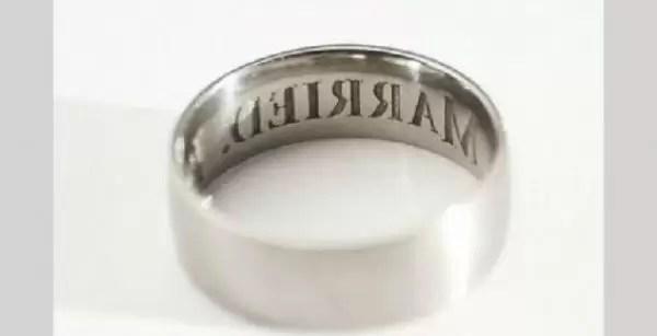 El regalo perfecto para tu pareja: El anillo anti adulterio