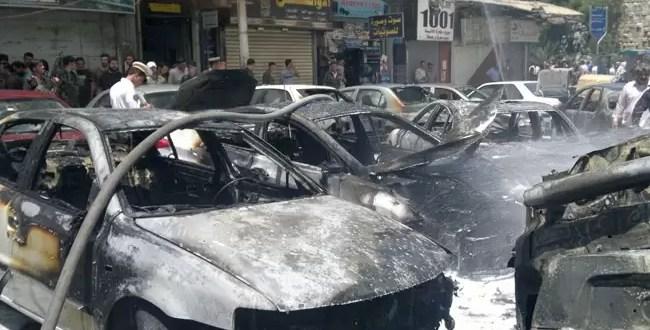 Atentado coche bomba en un funeral deja 30 muertos