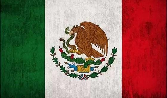 ¿Italia robó la bandera a México?