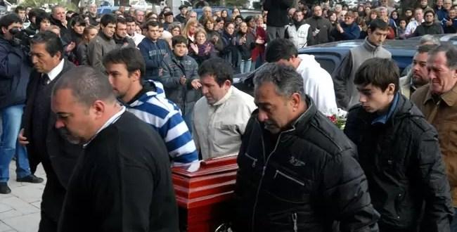 Se entregó el responsable del doble crimen de Cañuelas