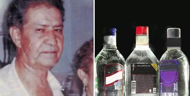 Murió por beber alcohol sin parar durante 16 días