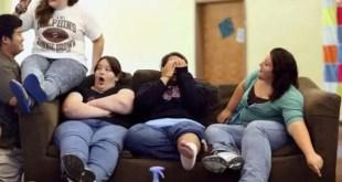 Personas obesas contagian a su entorno