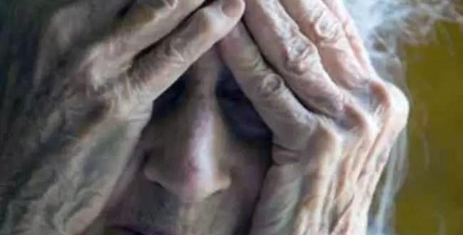 Detalles del matrimonio entre la mujer de 47 años con la anciana de 86