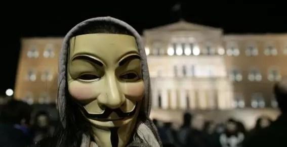 Anonymous hackea la página web del INDEC
