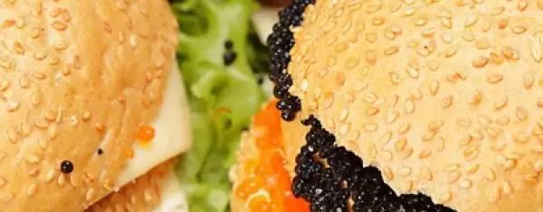 Conoce el precio de las hamburguesas más caras del mundo