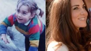 Fotos: Los famosos de niños y ahora
