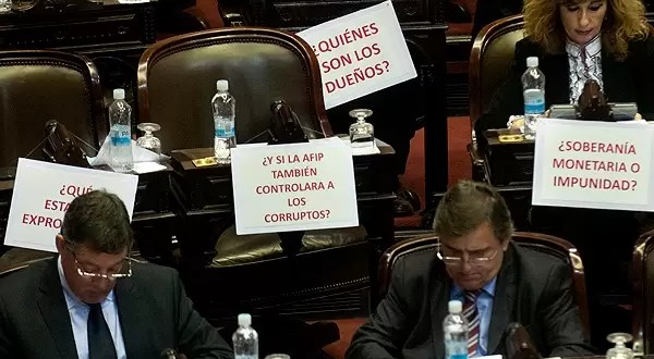 La oposición pide investigar a los dueños de la ex Ciccone