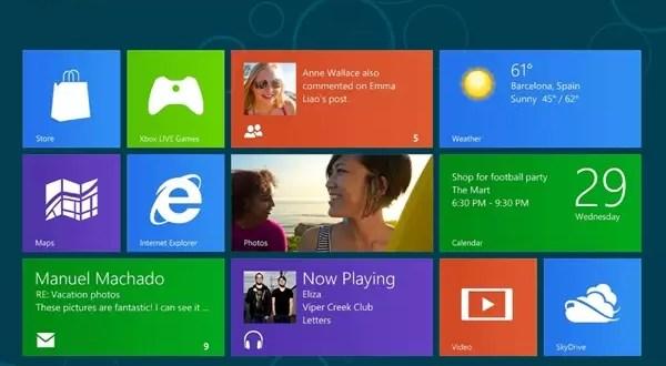 Así podes actualizar los equipos a Windows 8