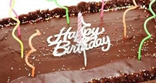 Conoce las fechas de cumpleaños más comunes