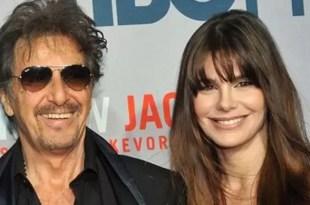 Al Pacino ya no tiene novia argentina