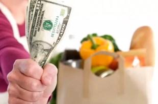 Cómo comer sano con poco dinero