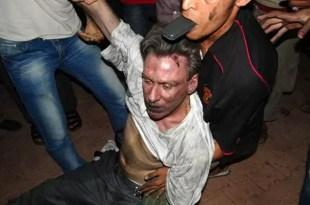 Matan al embajador de EE.UU. en Libia - Foto