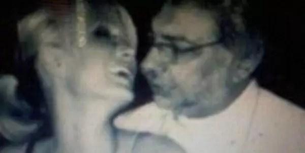 La supuesta foto de Jesica Cirio con Fernando Lugo