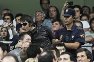 Video: El papaelón de Liam Gallagher