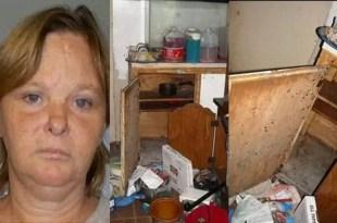 Encerraba en un armario a su hijo porque no la dejaba dormir