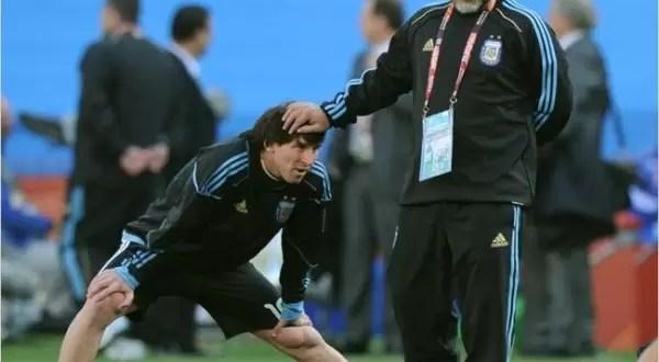 ¿Diego Maradona resentido con la Selección?