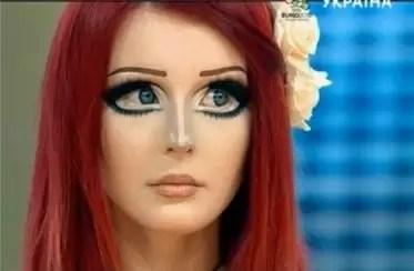 Fotos y video: Impresiona nueva muñeca humana