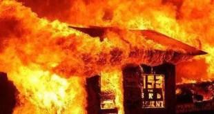 Lo que salvas de un incendio define tu personalidad