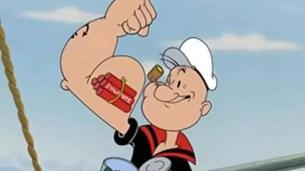 Foto: Conoce al Popeye humano