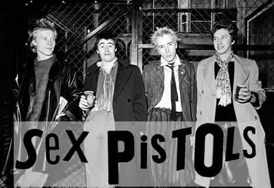 Canción inédita de los Sex Pistols - Escuchala acá