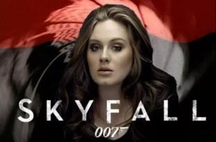 Escuchá 'Skyfall' de Adele para la película de James Bond