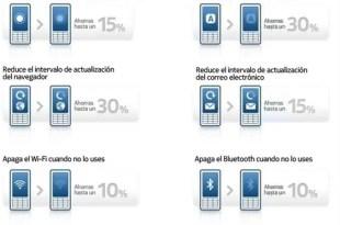 Claves de Nokia para ahorrar batería en el celular