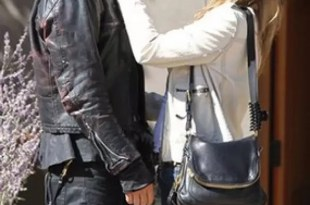 Fotos: El anillo de compromiso gigante de Jennifer Aniston