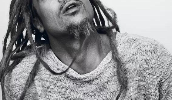 Fotos: Brad Pitt al estilo Bob Marley