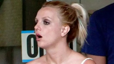 Fotos: Britney Spears desmejorada y desaliñada