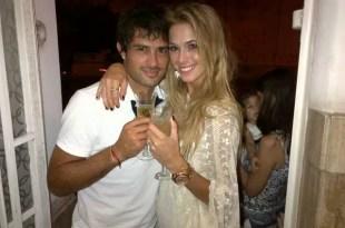 Chechu Bonelli y Darío Cvitanich esperan su primer hijo