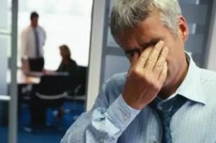 ¿Quiénes se estresan más los jefes o los empleados?
