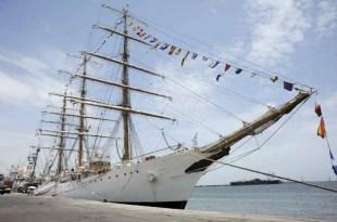 Fragata Libertad retenida en Ghana: 'Argentina es moroso internacional'