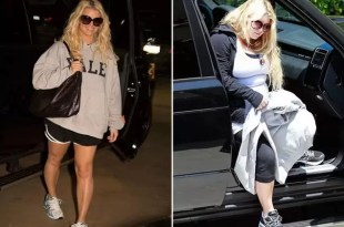 Fotos: Jessica Simpson bajó 27 kilos