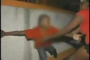 Video: Fantasma atormenta a niño en Jamaica