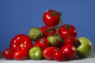 El consumo de tomates previene el infarto en hombres