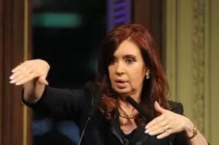 Cristina Fernández cobra una pensión vitalicia tras la muerte de Néstor Kirchner