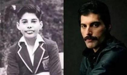 Fotos inéditas de Freddie Mercury